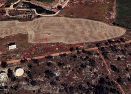Residential Land  For Sale in Paralimni, Famagusta - L-100558