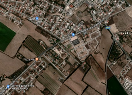 Residential Land  For Sale in Meneou, Larnaca - P-99152