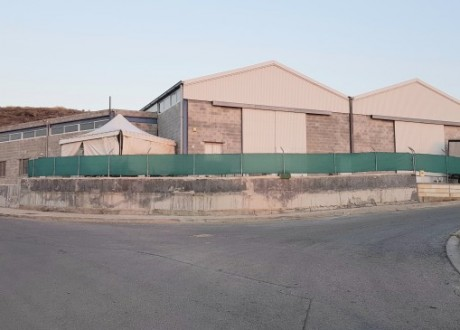 Warehouse For Sale in Nisou, Nicosia - W-100789
