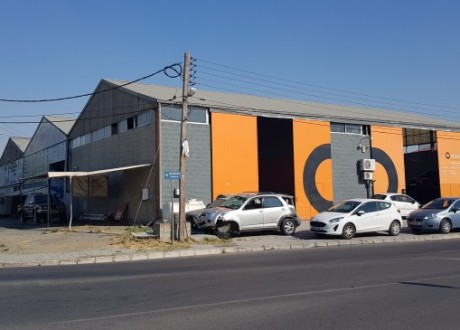 Warehouse For Sale in Kaimakli, Nicosia - W-100829
