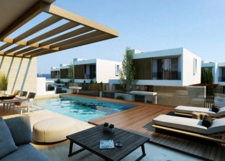 Detached House For Sale in Konnos, Famagusta - H-100841
