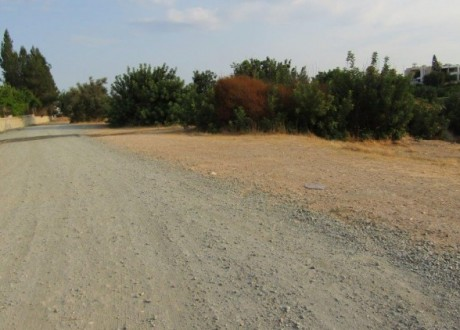 Residential Land  For Sale in Agia Filaxi, Limassol - L-100979