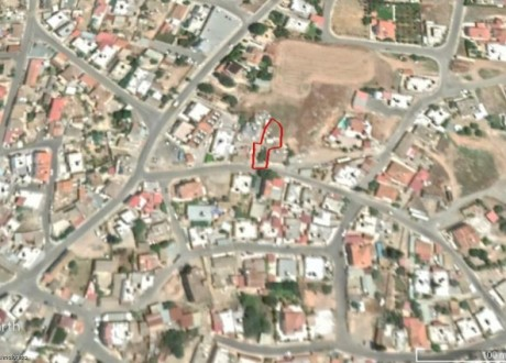 Residential Land  For Sale in Xylotymvou, Larnaca - P-101114