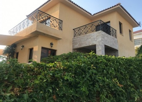 Detached House For Sale in Agios Athanasios, Limassol - H-101197