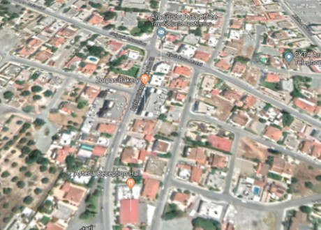 Residential Land  For Sale in Agios Fanourios, Larnaca - P-101235