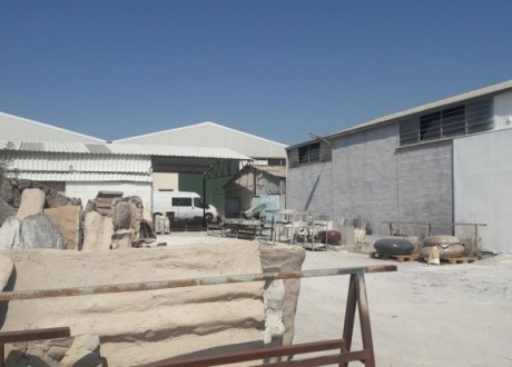 Warehouse For Sale in Aradippou, Larnaca - W-101302