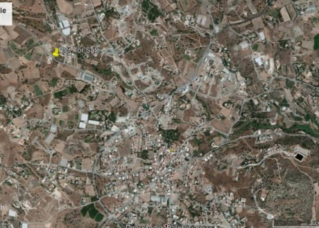 Residential Land  For Sale in Parekklisia, Limassol - L-101466