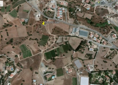 Residential Land  For Sale in Parekklisia, Limassol - P-101496