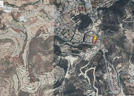 Residential Land  For Sale in Paramytha, Limassol - L-101507