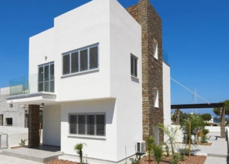Detached House For Sale in Protaras, Famagusta - H-101534