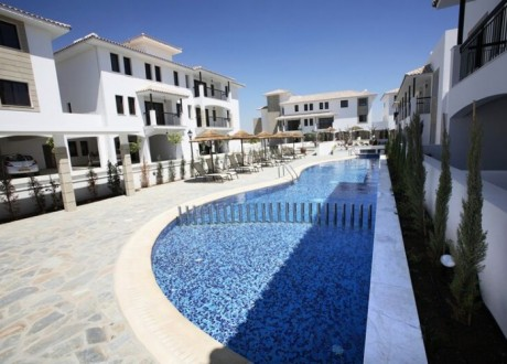 Apartment For Sale in Tersefanou, Larnaca - A-101616