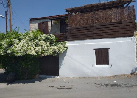 Detached House For Sale in Pentakomo, Limassol - H-100586
