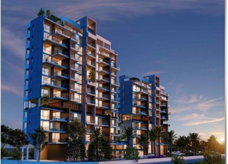 Apartment For Sale in Kato Pafos, Paphos - A-101803