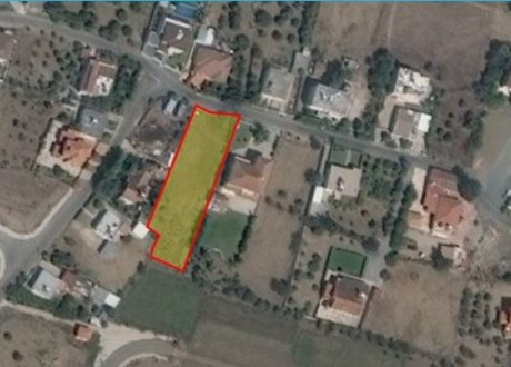 Residential Land  For Sale in Pano Deftera, Nicosia - L-101840