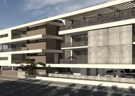 Apartment For Sale in Mesa Geitonia, Limassol - A-101858