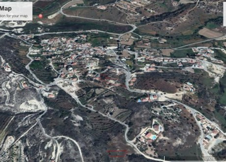 Residential Land  For Sale in Finikaria, Limassol - L-100154