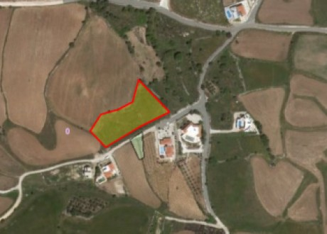 Residential Land  For Sale in Kathikas, Paphos - L-102001