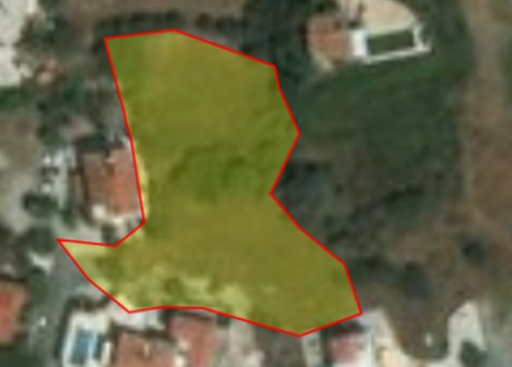 Residential Land  For Sale in Konia, Paphos - L-102030