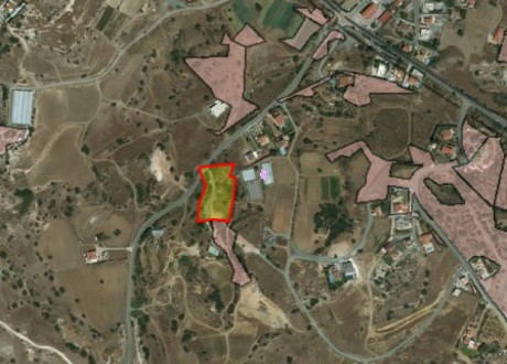 Residential Land  For Sale in Parekklisia, Limassol - L-102045