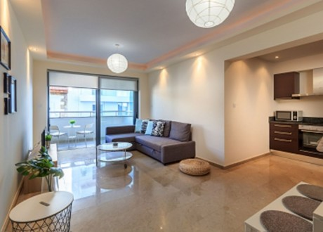 Apartment For Sale in Finikoudes, Larnaca - A-102207