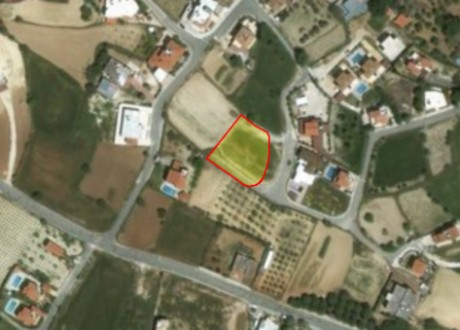 Residential Land  For Sale in Koili, Paphos - P-102271