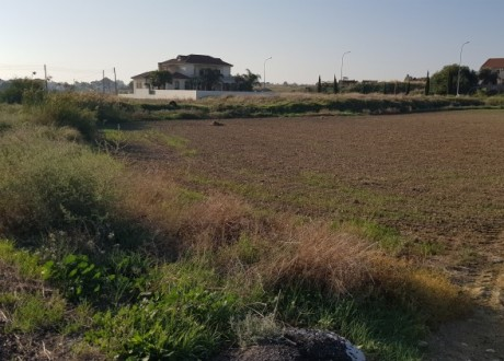 Residential Land  For Sale in Apostolos Loukas, Larnaca - L-102330