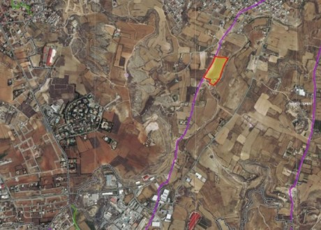 Residential Land  For Sale in Geri, Nicosia - L-102363