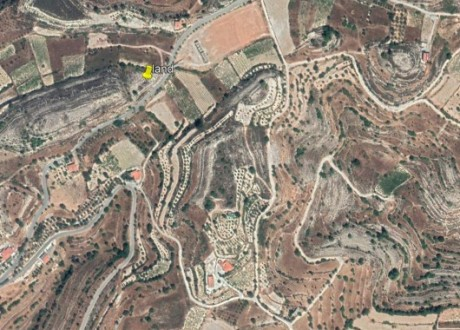 Residential Land  For Sale in Agios Therapon, Limassol - L-102562