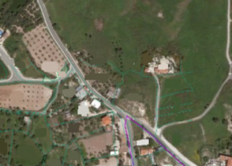 Residential Land  For Sale in Lasa, Paphos - L-102609
