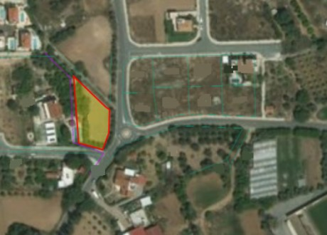 Residential Land  For Sale in Kissonerga, Paphos - L-102624