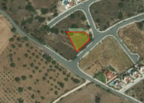 Residential Land  For Sale in Tala, Paphos - L-102686