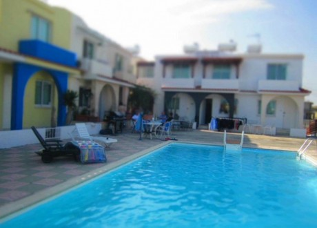 Town House For Sale in Livadia Larnakas, Larnaca - H-102851