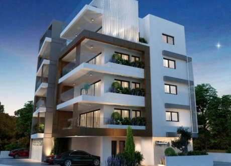 Apartment For Sale in Larnaca Port Area, Larnaca - A-102859