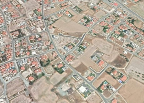 Residential Land  For Sale in Agios Fanourios, Larnaca - L-102870