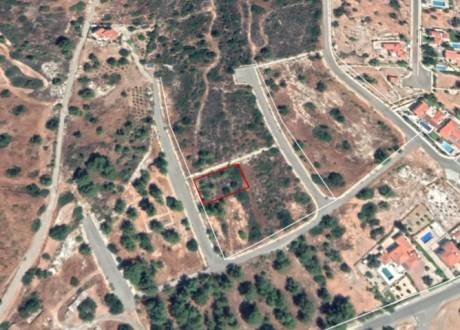 Residential Land  For Sale in Souni, Limassol - P-102889