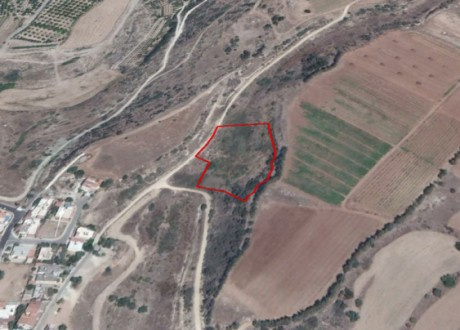 Residential Land  For Sale in Kouklia, Paphos - L-102972