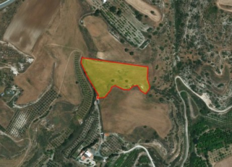 Agricultural Land For Sale in Kouklia, Paphos - L-102974