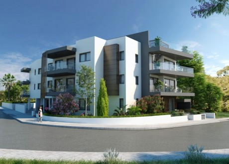 Ground Floor Apartment  For Sale in Livadia Larnakas, Larnaca - A-103113