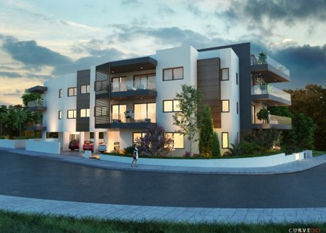 Apartment For Sale in Livadia Larnakas, Larnaca - A-103116