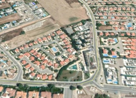 Residential Land  For Sale in Pervolia, Larnaca - P-103172
