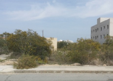Residential Land  For Sale in Paralimni, Famagusta - L-103565