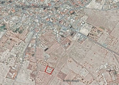 Residential Land  For Sale in Kalo Chorio, Larnaca - L-104004
