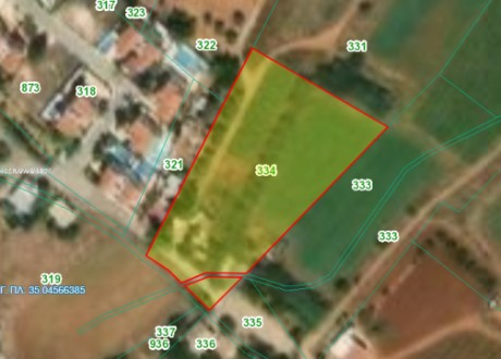 Residential Land  For Rent in Agia Triada, Famagusta - L-104268