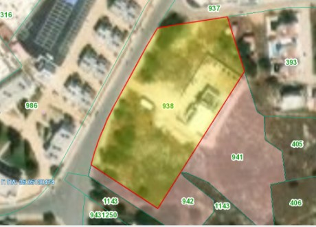 Residential Land  For Rent in Paralimni, Famagusta - L-104269