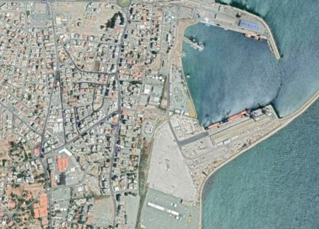 Residential Land  For Sale in Larnaca Port Area, Larnaca - P-104426