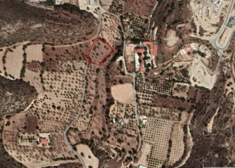 Residential Land  For Sale in Fasoula (lemesou), Limassol - L-104439