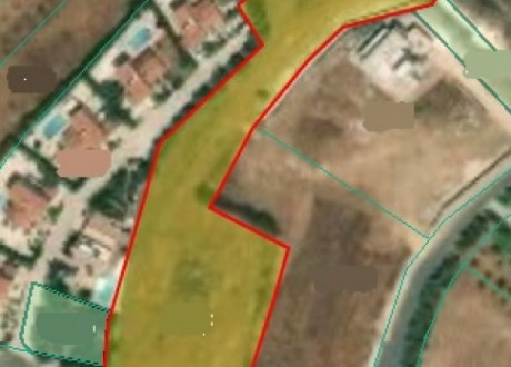 Residential Land  For Sale in Argaka, Paphos - L-104457