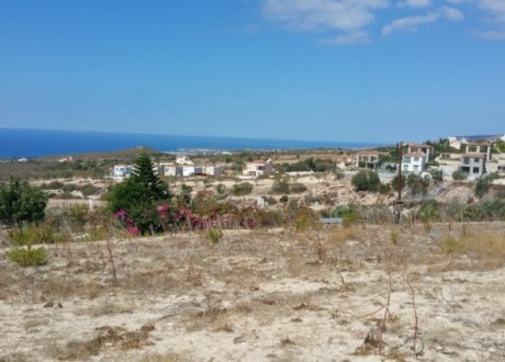 Residential Land  For Sale in Tala, Paphos - L-102929