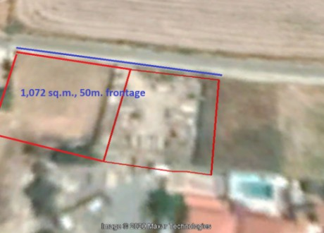 Residential Land  For Sale in Livadia Larnakas, Larnaca - P-104645