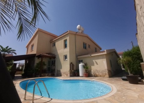 Detached House For Sale in Tersefanou, Larnaca - H-104675